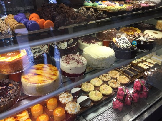 Inter Desserts - Accommodation Batemans Bay