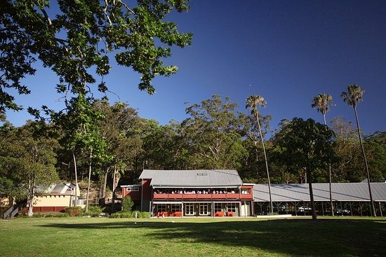 Audley Dance Hall Cafe  Events - Accommodation Batemans Bay