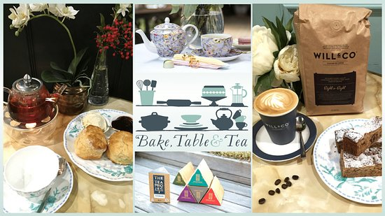 Bake Table  Tea - Accommodation Batemans Bay