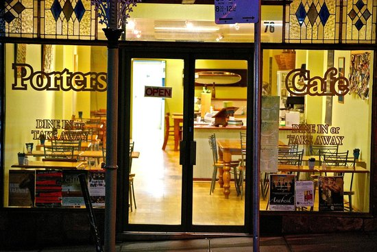 Porters Cafe - Accommodation Batemans Bay