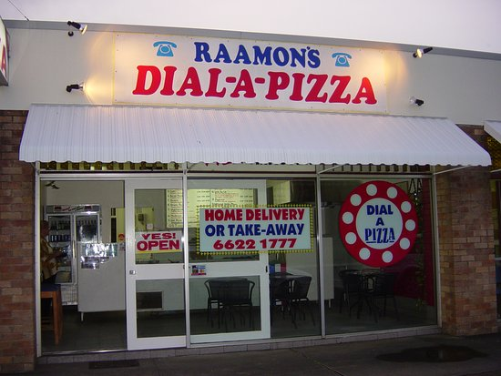 Raamons Dial- a- Pizza - Accommodation Batemans Bay