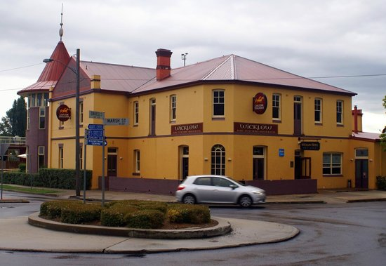 Wicklow Hotel - Accommodation Batemans Bay