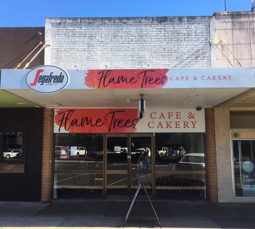Flame Trees Cafe  Cakery - Accommodation Batemans Bay