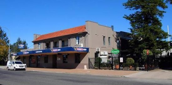 Albion Hotel - Accommodation Batemans Bay