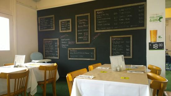 Central Hotel Restaurant - Accommodation Batemans Bay