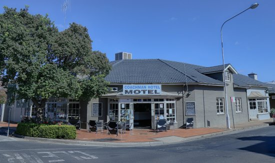 Coachman Hotel Motel - Accommodation Batemans Bay