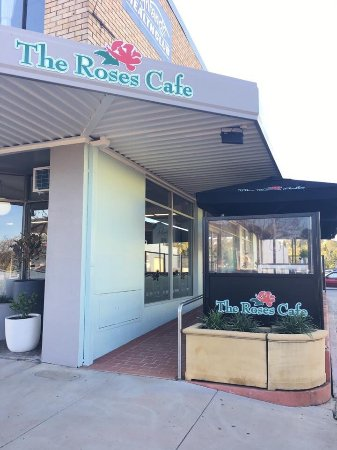 The Roses Cafe - Accommodation Batemans Bay