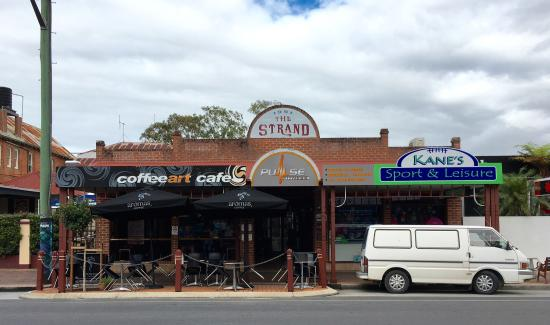 Coffeeart Cafe - Accommodation Batemans Bay