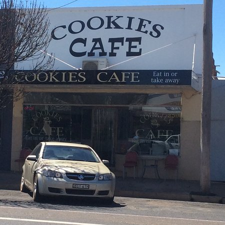 Cookies Cafe - Accommodation Batemans Bay