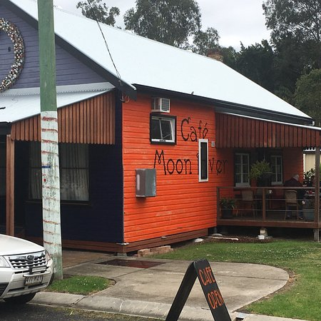 Moon River Cafe - Accommodation Batemans Bay