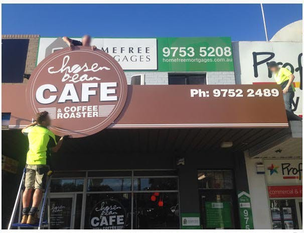 Chosen Bean Cafe - Accommodation Batemans Bay