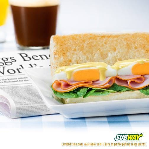 Subway - Ferntree Gully - Accommodation Batemans Bay