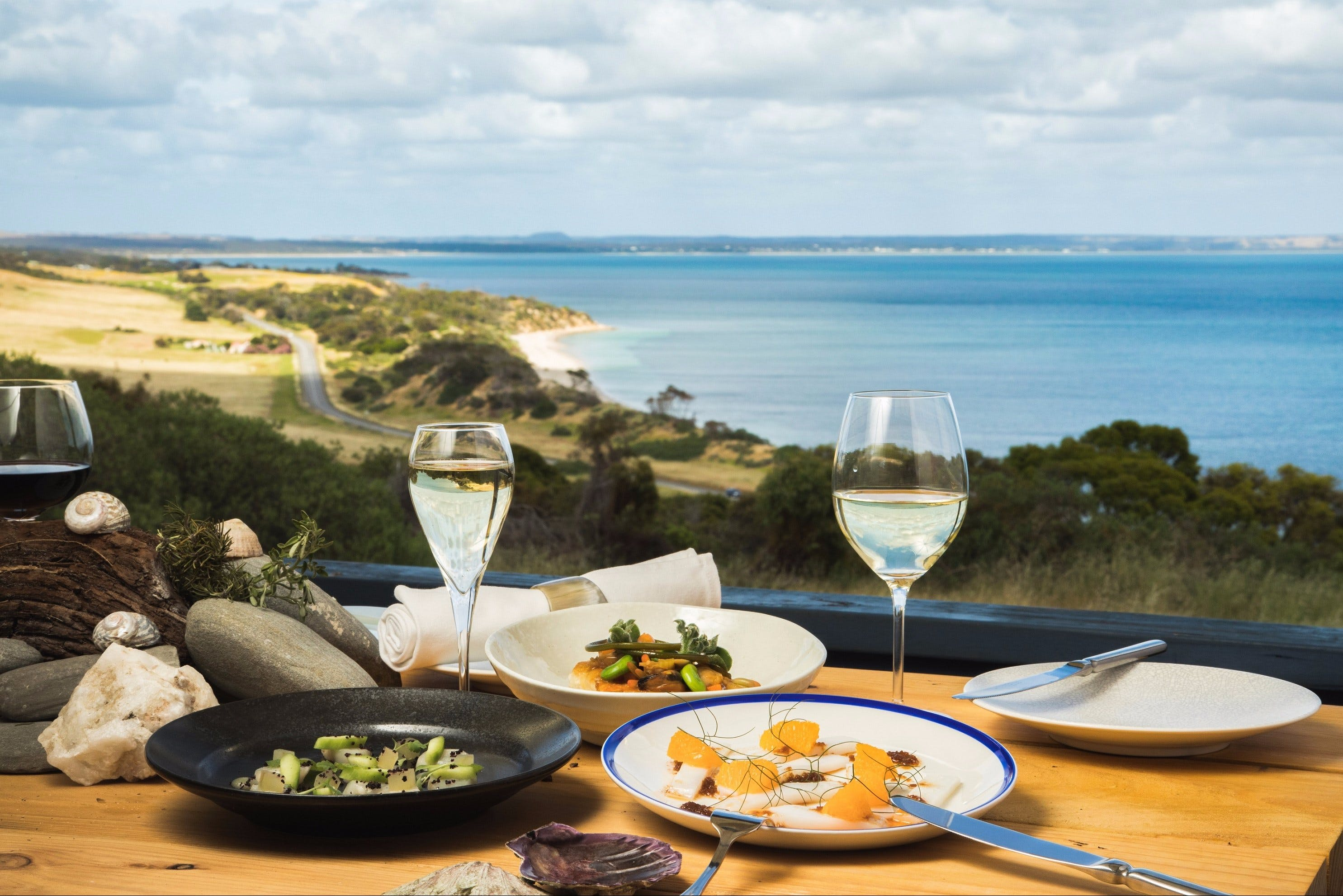Sunset Food and Wine - Accommodation Batemans Bay