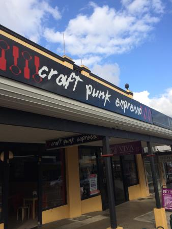 Craft Punk Espresso - Accommodation Batemans Bay