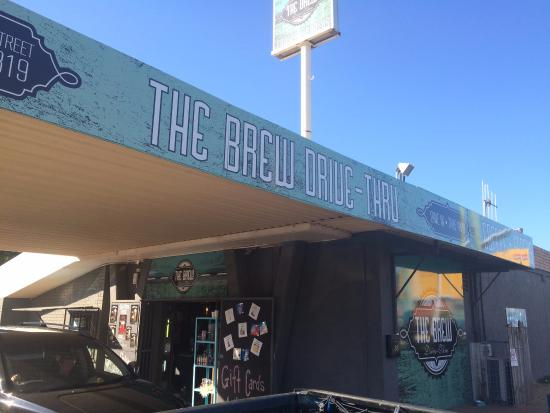 The Brew Drive Thru - Accommodation Batemans Bay