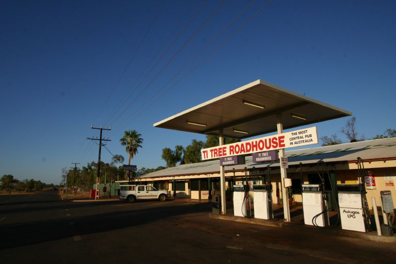 Ti Tree Roadhouse - Accommodation Batemans Bay