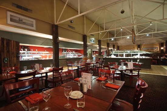 Bough House Restaurant - Accommodation Batemans Bay
