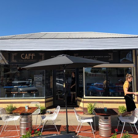 Caff on Broadway - Accommodation Batemans Bay