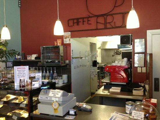 Caffe Arjo - Accommodation Batemans Bay