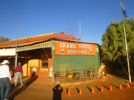 Grand Hotel Kookynie - Accommodation Batemans Bay