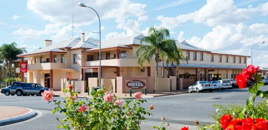 Barmera Hotel - Accommodation Batemans Bay