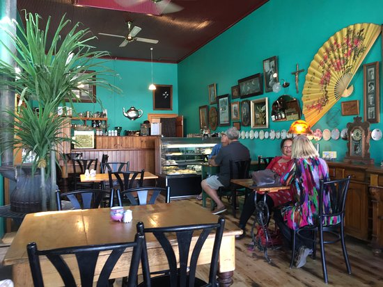 polly's tearooms - Accommodation Batemans Bay