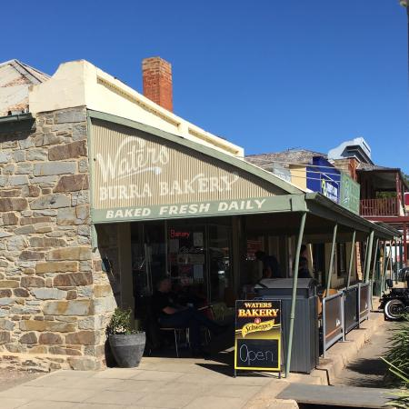 Waters Burra Bakery - Accommodation Batemans Bay
