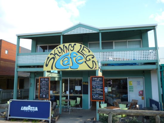 Skinny Legs Cafe - Accommodation Batemans Bay
