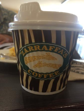 Zarraffas Coffee - Accommodation Batemans Bay
