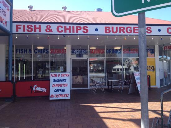Beaudesert Fish and Chips - Accommodation Batemans Bay