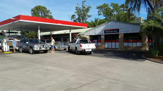 Caltex Agnes Water - Accommodation Batemans Bay