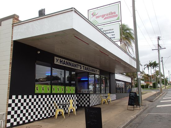 Hannants Takeaway - Accommodation Batemans Bay