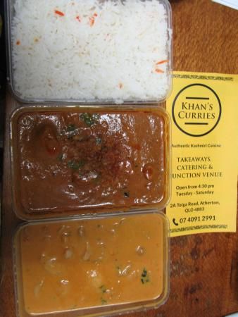 Khans Curries - Accommodation Batemans Bay