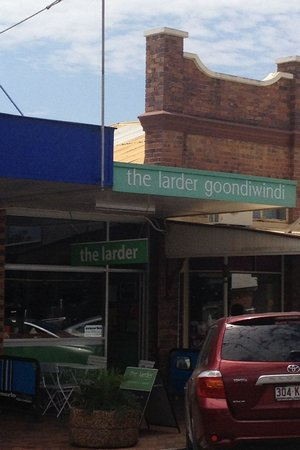 The Larder - Accommodation Batemans Bay