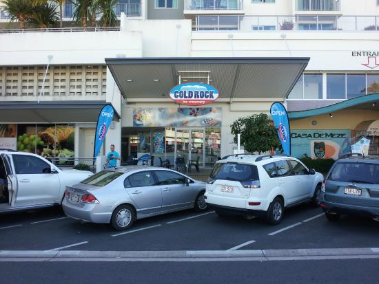 Cold Rock Ice Cream - Accommodation Batemans Bay