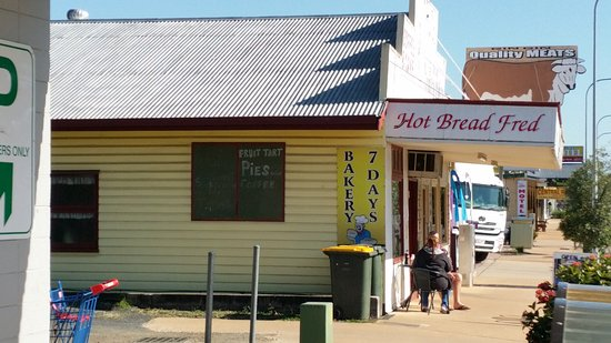 Hot Bread Fred - Accommodation Batemans Bay