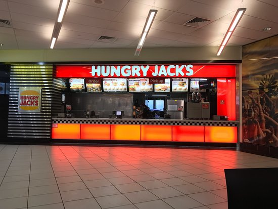 Hungry Jacks - Accommodation Batemans Bay
