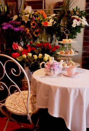 Laidley Florist and Tea Room - Accommodation Batemans Bay