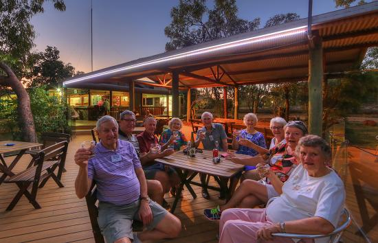Cobbold Gorge Bistro - Accommodation Batemans Bay