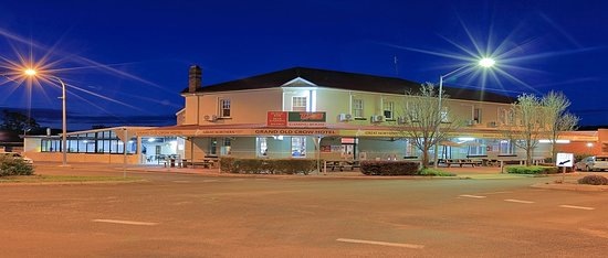 Grand Old Crow Hotel - Accommodation Batemans Bay