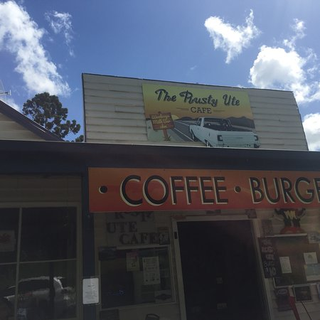 The Rusty Ute Cafe - Accommodation Batemans Bay