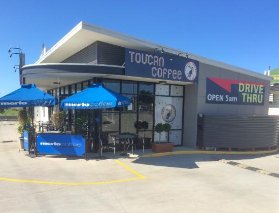 Toucan Coffee - Accommodation Batemans Bay