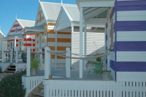 Beach Huts Middleton - Accommodation Batemans Bay