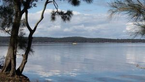 'Point Break' Your Waterfront Break at the Point - Accommodation Batemans Bay