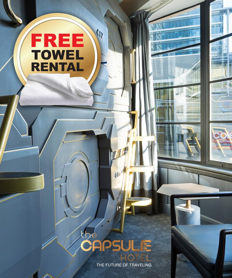 The Capsule Hotel - Accommodation Batemans Bay