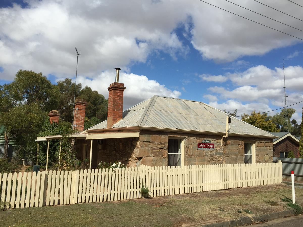 Blyth Cottage Burra - Accommodation Batemans Bay
