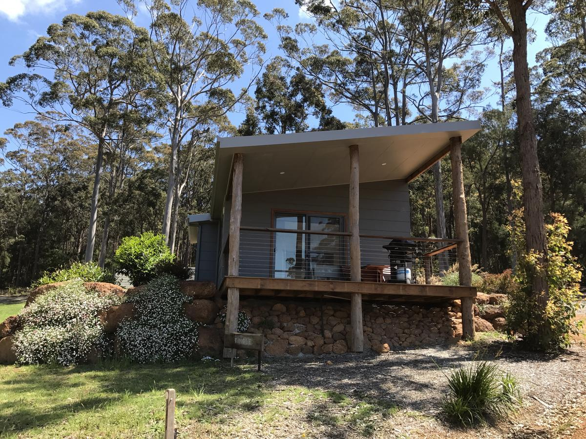 The Floating Forest Retreat - Accommodation Batemans Bay