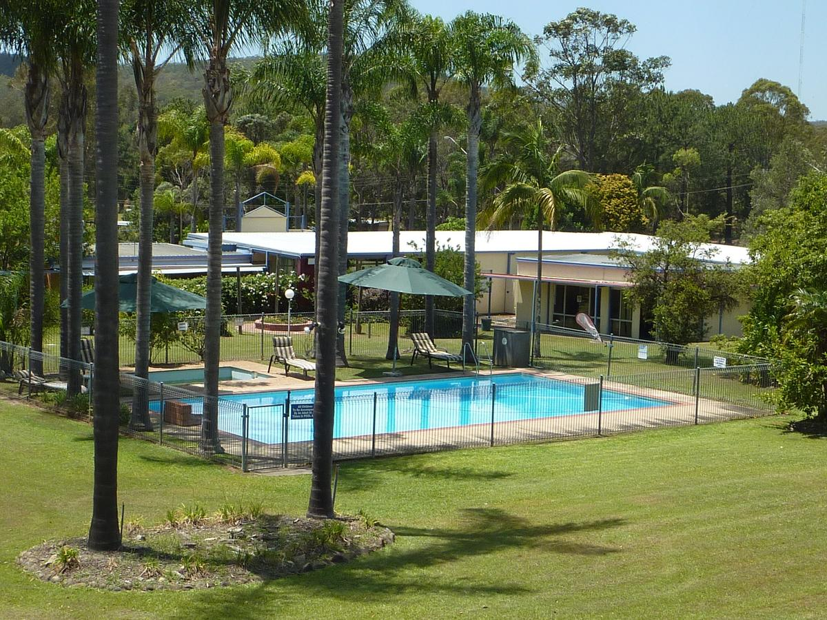 Kempsey Rose Motor Inn - Accommodation Batemans Bay