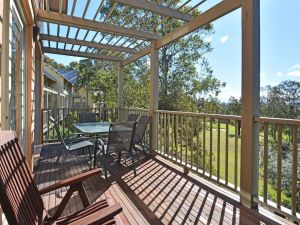 Villa Prosecco located within Cypress Lakes - Accommodation Batemans Bay