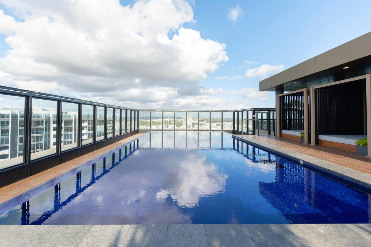 Japanese Style waterfront apt wt rooftop pool - Accommodation Batemans Bay